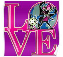 Irken LOVE Poster