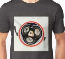 Abstract tires Unisex T-Shirt