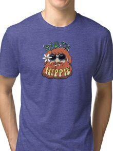 Dirty Hippie #2 Tri-blend T-Shirt