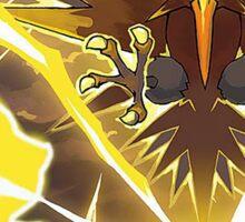 Pokemon GO! - Team Instinct - Zapdos Sticker