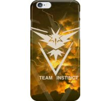 Team Instinct Cover iPhone Case/Skin