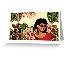 Bayou Girl I Greeting Card