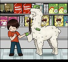 Alpaca your shopping! by DontWorryBHolly