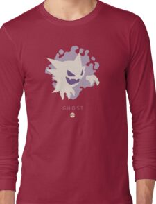 Pokemon Type - Ghost Long Sleeve T-Shirt