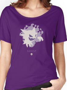 Pokemon Type - Ghost Women's Relaxed Fit T-Shirt