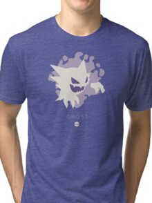 Pokemon Type - Ghost Tri-blend T-Shirt
