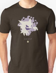 Pokemon Type - Ghost Unisex T-Shirt