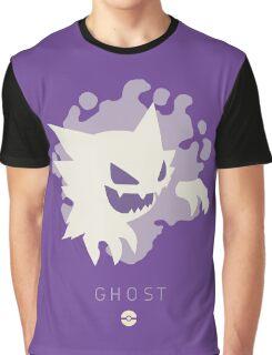 Pokemon Type - Ghost Graphic T-Shirt
