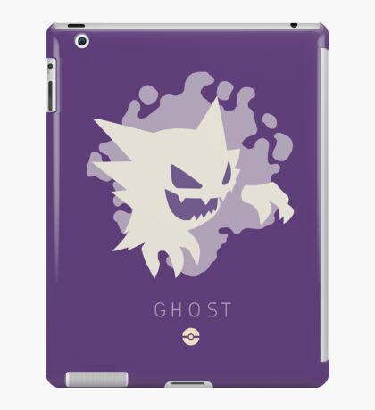 Pokemon Type - Ghost iPad Case/Skin