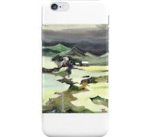 Wilderness 1 iPhone Case/Skin