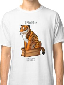 If it fits i sits Classic T-Shirt