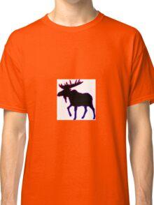 Three Colour Moose Classic T-Shirt