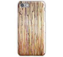 Running ink iPhone Case/Skin