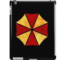 °GEEK° Umbrella Corporation Rust Logo iPad Case/Skin