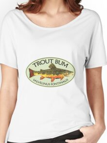 Trout Fishing Women's Relaxed Fit T-Shirt