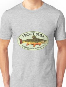 Trout Fishing Unisex T-Shirt