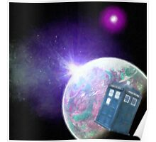 Tardis - Journeys #2 Poster