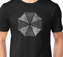°GEEK° Umbrella Corporation B&W Logo Unisex T-Shirt