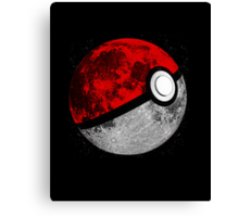 Pokemoon Canvas Print