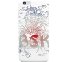 BSK Red white and Blue iPhone Case/Skin