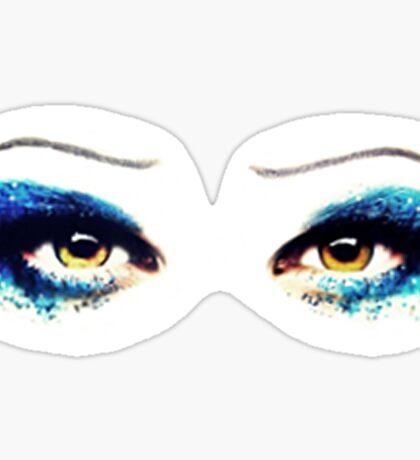 Hedwig's Eyes - DARREN CRISS Sticker