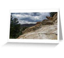 Ute Valley Greeting Card