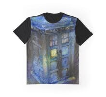 Tardis - Contrasts of Beauty Graphic T-Shirt