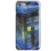 Tardis - Contrasts of Beauty iPhone Case/Skin