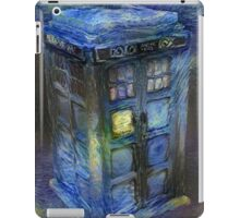 Tardis - Contrasts of Beauty iPad Case/Skin