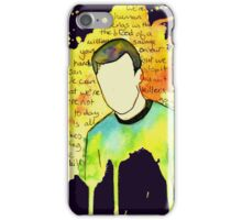 Star Trek - Kirk Speech iPhone Case/Skin