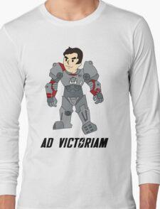 Danse - Brotherhood of steel - Fallout 4  Long Sleeve T-Shirt