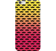 Mustache 5 iPhone Case/Skin