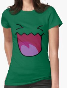 laugh Womens Fitted T-Shirt
