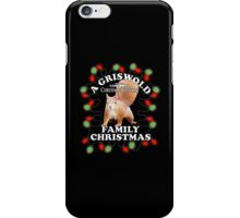 National Lampoon's - Neon Squirrel Attack..!! iPhone Case/Skin