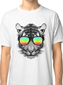 Summer Tiger Classic T-Shirt