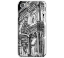 Milan Galleria artwork iPhone Case/Skin