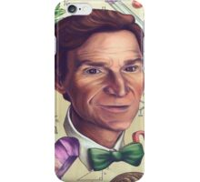 Bill Nye The Nature Guy iPhone Case/Skin