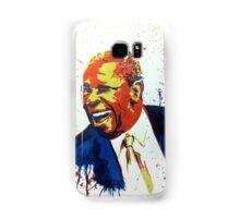 BB King portrait Samsung Galaxy Case/Skin