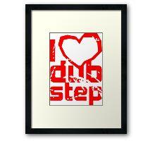love dance Framed Print