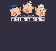 The Three Little Pigs 3 Unisex T-Shirt