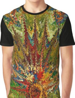 Primordial landscape by rafi talby Graphic T-Shirt