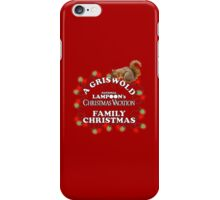 National Lampoon's - Squirrel Neon Variant iPhone Case/Skin