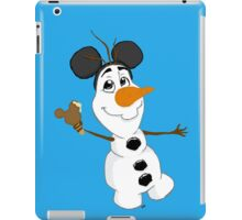 Sidekicks at Disneyland - Olaf iPad Case/Skin
