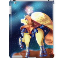 Alicorn Armor and the Night iPad Case/Skin
