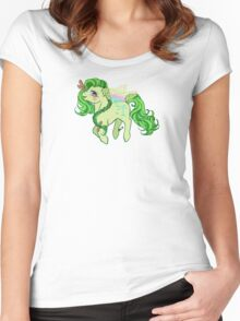 My Little Pony - Cool Breeze Women's Fitted Scoop T-Shirt