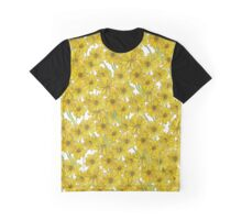 Yellow Daisy Collection Graphic T-Shirt