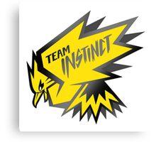 ♥ Team Instinct ♥  Canvas Print