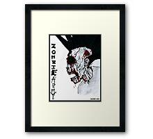 Zombie Army Framed Print