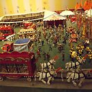 Miniature Circus, Santa Fe, New Mexico by lenspiro