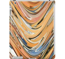 Waves  by rafi talby iPad Case/Skin